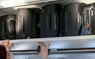 Luggage in Plane: Guide to hand baggage sizes